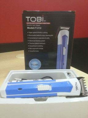 Tobi Electric Hair Clipper