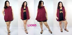 LX985 *Bust 116-134CM