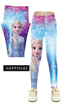 K004  FROZEN KIDS LEGGING  ( SIZE 100-150 )