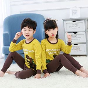 Unisex Korean Sedondon Pyjamas ( DINASOUR )