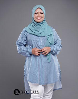 HANI Top (blue stripe)