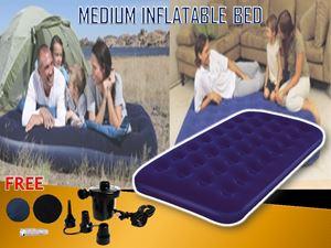 MEDIUM & BIG INFLATABLE BED N00870
