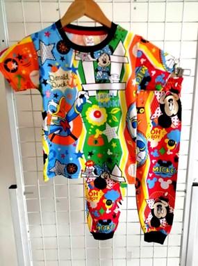 Pyjamas DISNEY STAR :  BIG Size 12 -18