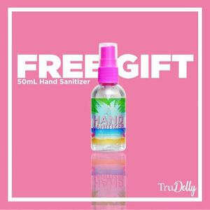 Hand Sanitizer Trudolly