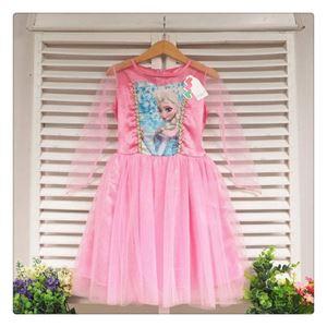 Frozen Dress - Pink