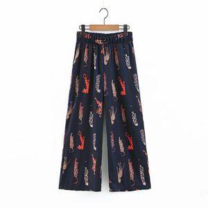 Nova Printed Pants