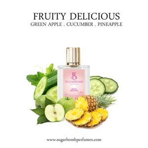 FRUITY DELICIOUS - 30 ML