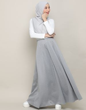 JULIA SKIRT IN GREY