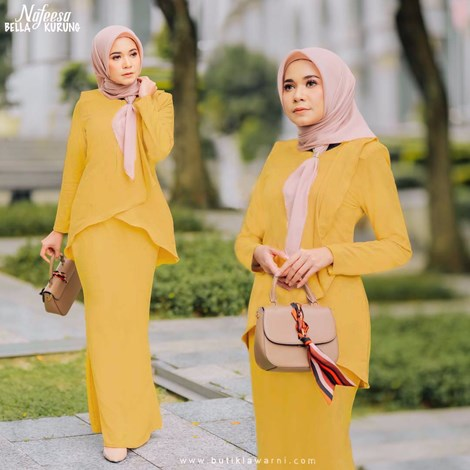 NAFEESA BELLA  YELLOW