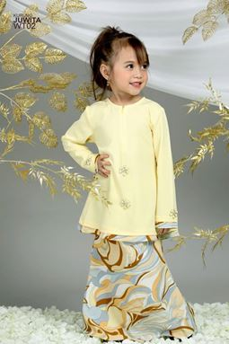 JUWITA KIDS ( Yellow )