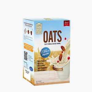 Oat Cereal Mix Drink