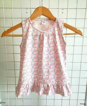 Baby Dress LOVE PINK : (6m- 36m) TW