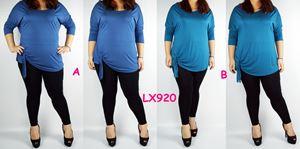 LX920 * Bust 44-50inch (110-127cm)