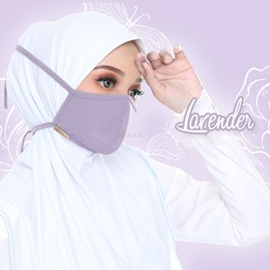 FACEMASK LIMITED EDITION (LAVENDER)