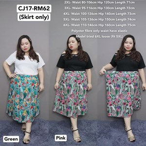 CJ17 *Pre-Order * Waist 80-146cm