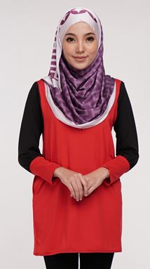 Qissara Essential Series 2 - ES205 Red