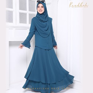 RAUDHAH (CLASSIC BLUE)