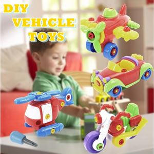 DIY VEHICLE TOYS