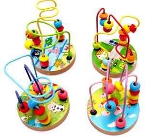 Beaded Wood Toys N01027