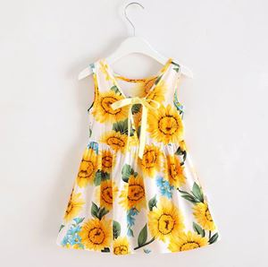 BB335-2  Baby Girl's Dress