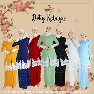 DOTTY KEBAYA EXCLUSIVE