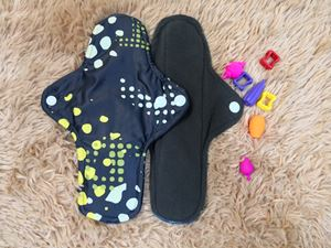 Cloth Pad -  Modern ( Brick) Size M