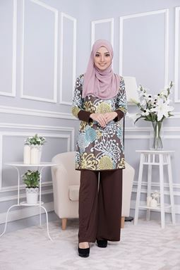 Rania Exclusive RE02 - Size XS and XXL available (Blouse Only)