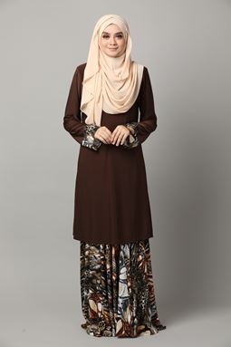 AAMINA KURUNG - BROWN