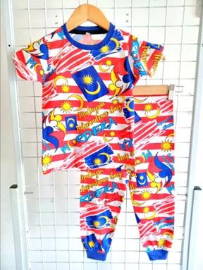 Pyjamas MALAYSIA DESIGN 1 : BABY 12M
