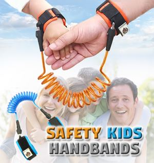 SAFETY KIDS HANDBAND