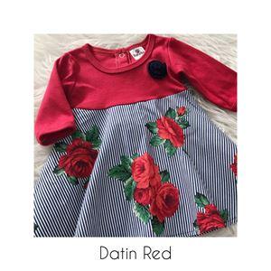 Aisya Dress ( Datin Red )