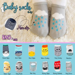 KOREAN BABY SOCKS COLLECTION