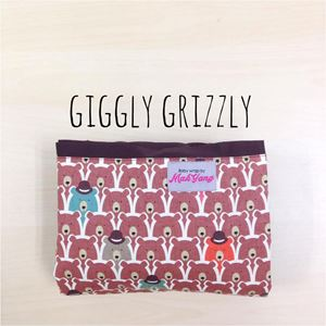 BABY WRAP MAK YANG GIGGLY GRIZZLY