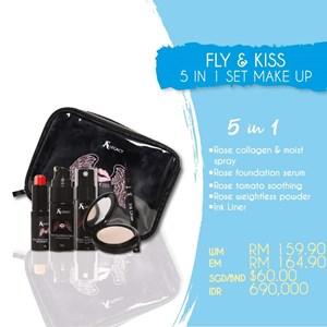 FLY & KISS MAKEUP SET