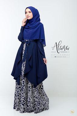 ALANA (MIDNIGHT BLUE)