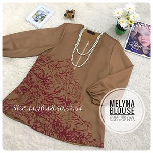 Melyna Gold Brown