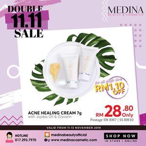 Acne Healing Cream