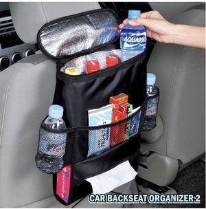 CAR BACKSEAT ORGANIZER 2 N00936