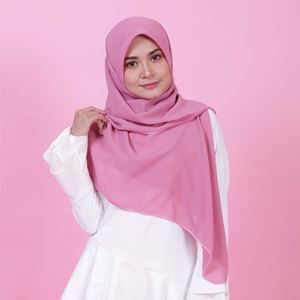 GLEAM BAWAL IN DUSTY PINK