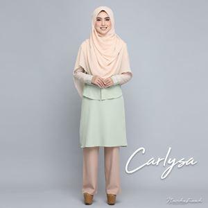 CARLYSA BATCH 3 (SUMMER MINTGREEN)