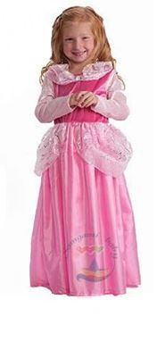 @  P31234-E  PRINCESS AURORA SLEEPING BEAUTY CUSTOME ( DESIGN E ) SZ 110-150