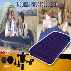 MEDIUM & BIG INFLATABLE BED N00870