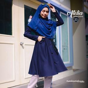 Atelia ( Dark Blue )