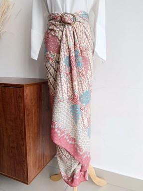 Pareo Skirt (Sweet Pink)