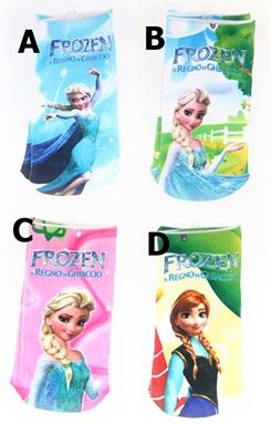 FROZEN STOCKING ( SIZE 12CM & 17CM )