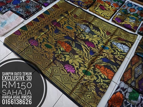 SM3D-19  - SAMPIN DATO TENUN EXCLUSIVE 3D