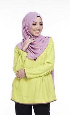 Marissa Blouse MR19 - Size Big (XL-2XL)