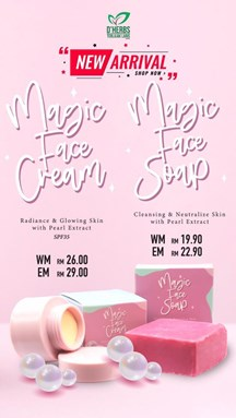 MAGIC FACE SKINCARE