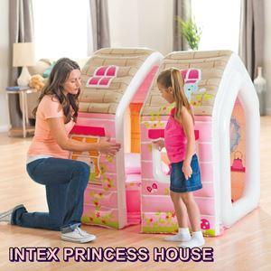 INTEX PRINCESS HOUSE WITH SOFA  N00943