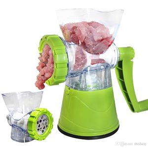 MULTIFUNCTION MANUAL MEAT GRINDER